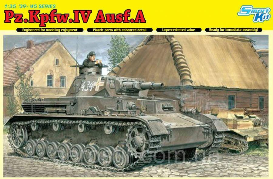 Pz.Kpfw.IV Ausf.A 1/35 DRAGON 6747