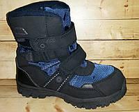 Детские термо ботинки Том.М на шерсти размеры 31-37