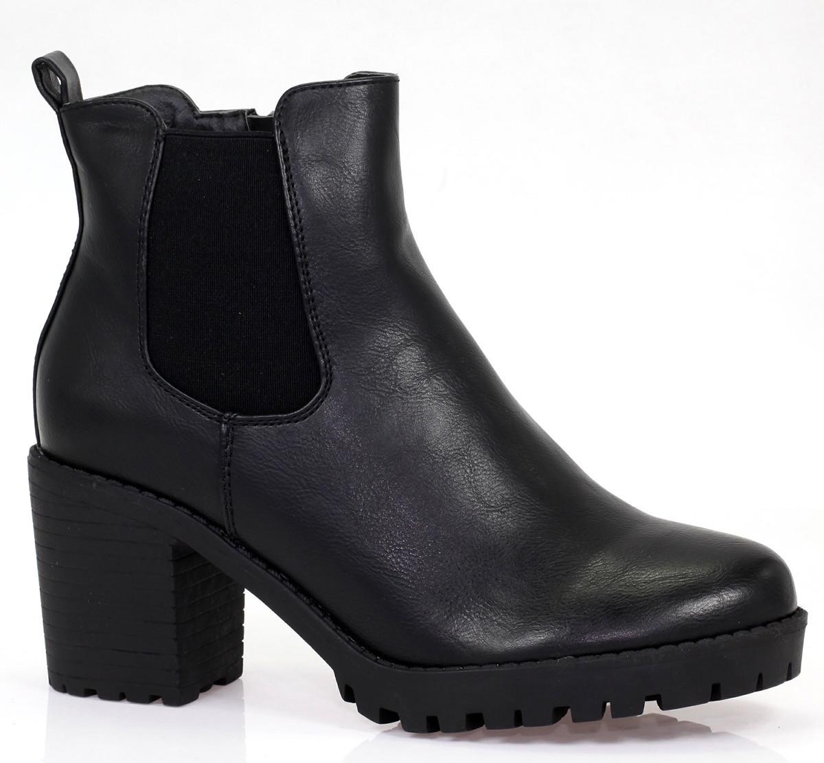 Женские ботинки KONSTANCJA