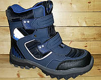 Детские термо ботинки Том.М на шерсти размеры 33-38