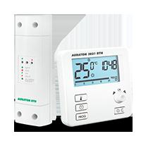 Термостат AURATON - 3021 RTH (беспроводный)
