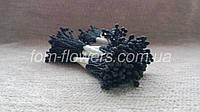 Тайские тычинки черные, круглые