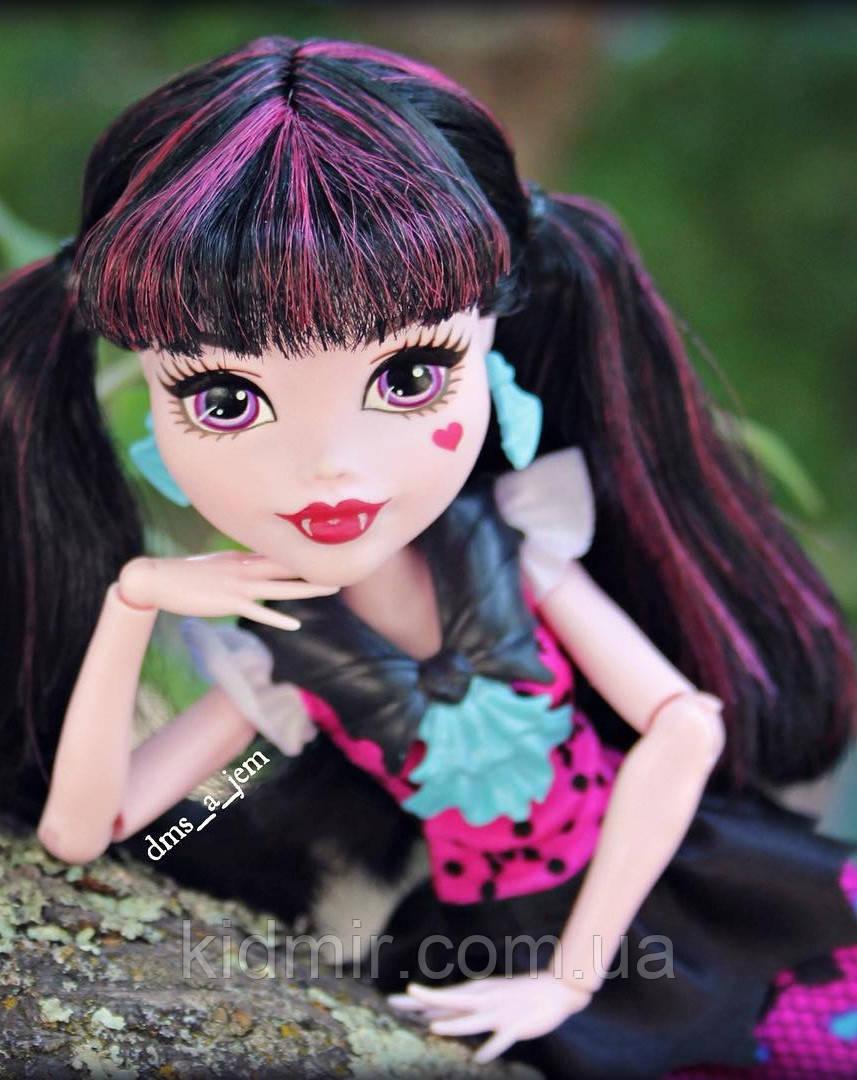 Лялька Monster High Дракулаура (Draculaura) Перший день у школі Монстер Хай Школа монстрів