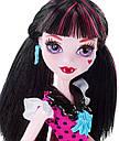 Лялька Monster High Дракулаура (Draculaura) Перший день у школі Монстер Хай Школа монстрів, фото 5