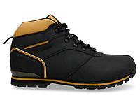 Мужские зимние ботинки натуральн.кожа
