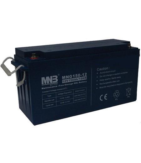 Гелевий акумулятор MHB Battery MNG150-12