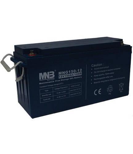 Гелевый аккумулятор MHB Battery MNG150-12