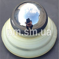 Шар клапан Ø50mm, сідло клапана VULKOLAN до штукатурної станції Putzmeister P13