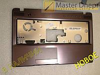 Корпус панель с тачпадом для ноутбука TouchPad Lenovo IdeaPad Z570, Z575