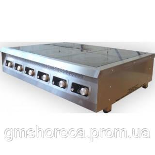 Плита индукционная ITERMA ПКИ-6ПР-1200/850/250