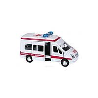 Спецтехника TECHNOPARK Ford Transit Реанимация (SB-13-02-1)