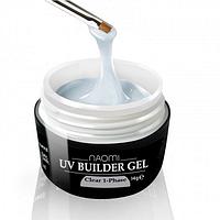 Однофазный Гель - Naomi UV Builder Gel Clear 1-Phase 14 гр (прозрачный)