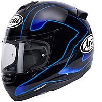 Мотошлем Arai Axces II Field черный синий L