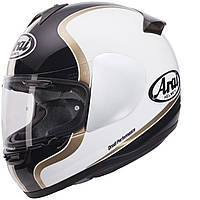 Мотошлем Arai Axces II Dual белый черный золото S