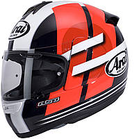 Мотошлем Arai Axces II Sensai черный белый красный S