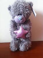 Мягкая игрушка Me to you Мишка Тедди со звездой