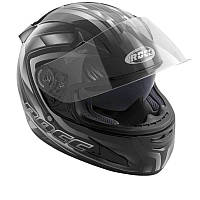 Шлем Rocc 445 schwarz-weiß M
