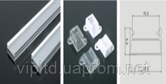 Профиль к LED ленте  алюминиевый