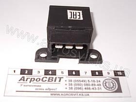 Реле стеклоотчистителя 12 V (3-х контактное), 524.3747-01