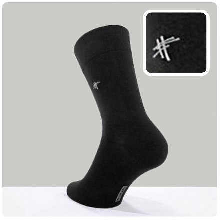Мужские носки DIWARI серия CLASSIC, 007,  75% хлопок