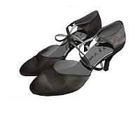 Обувь для танца LD6001-BK