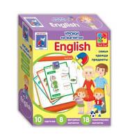 Англійська мова на магнітах. Сім`я