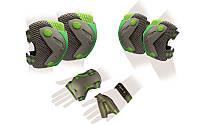 Защита для роллеров взрослая SK-4685BKG