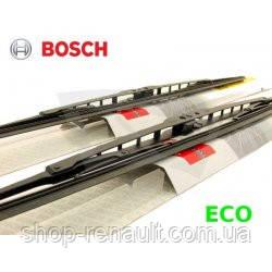 Щітки склоочисника BOSCH ECO-V3 (2х500мм)
