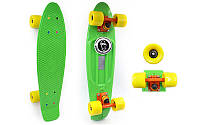 Скейтборд Penny Board COLOR POINT FISH SK-403-10