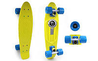 Скейтборд Penny Board COLOR POINT FISH SK-403-5