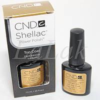 Основа (закрепитьль) для гель лака Shellac CND Top Coat
