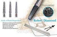 Турбинные алмазные инструменты Robot Point FG, SHOFU