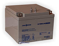 Мультигелевий акумулятор LPM - MG 26 AH