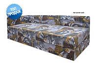 Кровать односпальная Болеро 80х200 с матрасом