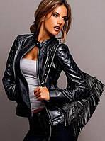 Как выбрать кожаную куртку женскую