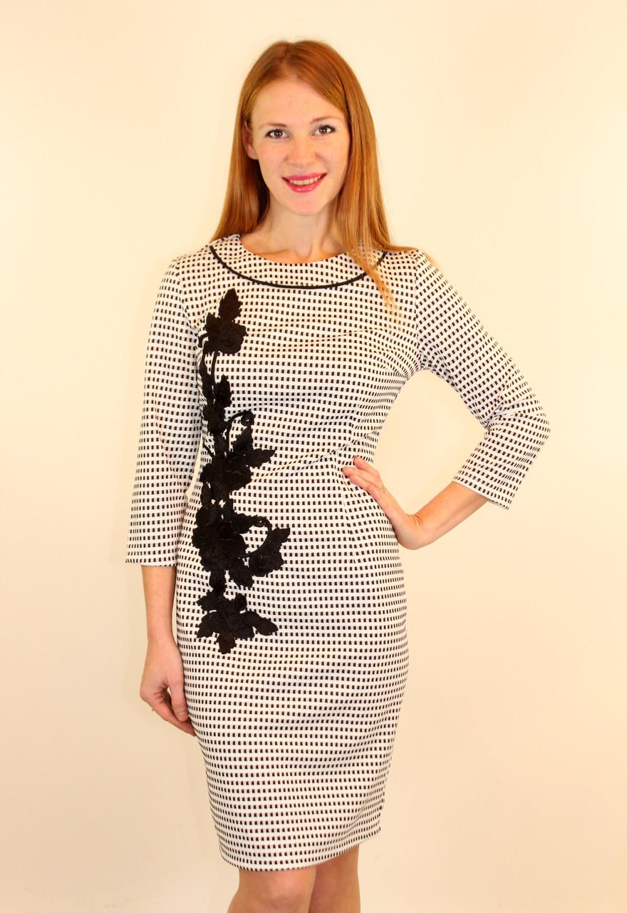 Новогоднее нарядное платье 44-50 р