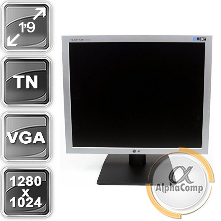"""Монитор 19"""" LG L1919S (TN/4:3/VGA) class A БУ"""