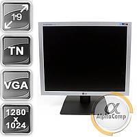 """Монитор 19"""" LG L1919S (TN/4:3/VGA) class A БУ, фото 1"""