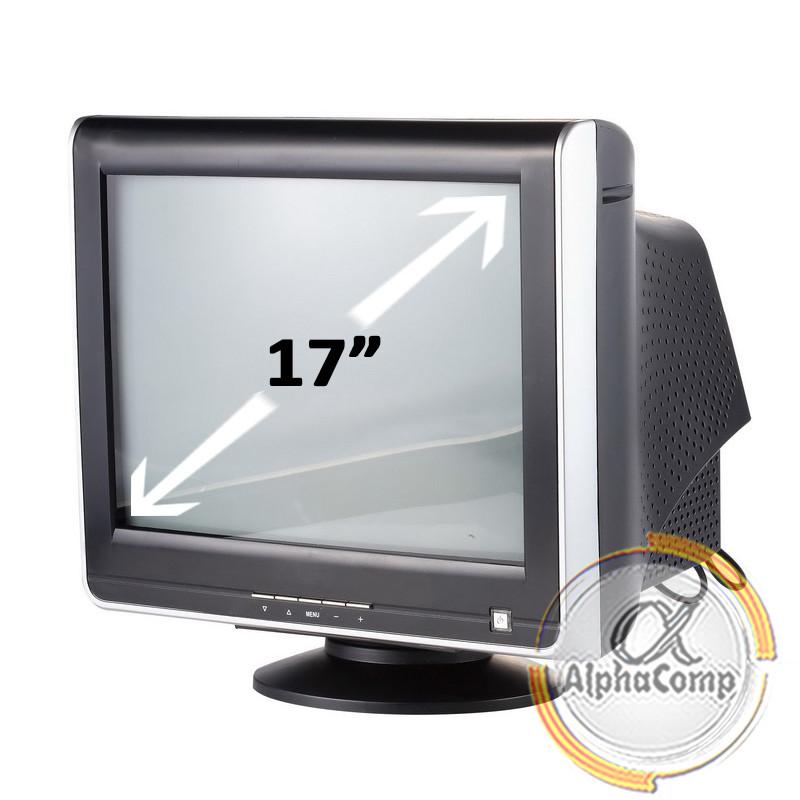 "Монитор 17"" (ЭЛТ) б/у"
