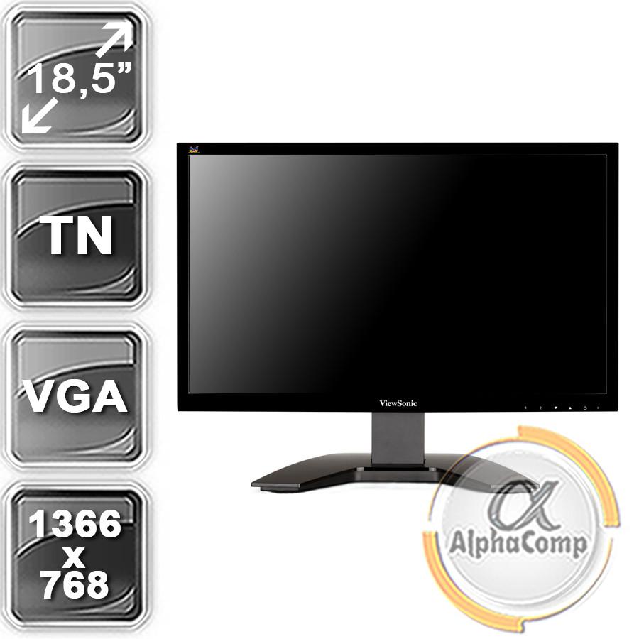 """Монитор 18.5"""" ViewSonic VA1911A-LED (TN/16:9/VGA) class A БУ"""