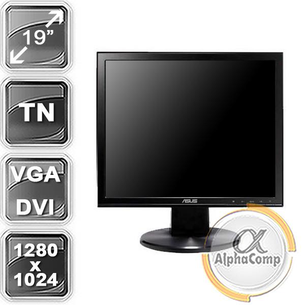 "Монитор 19"" ASUS VB191 (TN/5:4/DVI/VGA) class A БУ"