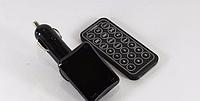 Автомобильный FM трансмиттер FM-H16, фм модулятор для авто