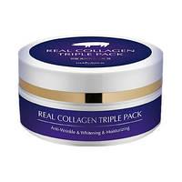 Коллагеновая маскатройного действия HERMIONE Real Collagen Triple Pack