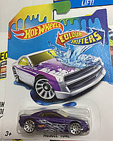 Машинка Hot Wheels, Измени цвет Mattel модель Muscle Tone