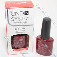 "Гель-лак Shellac CND ""Burnt Romance"""
