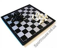 Набор шахматы, шашки, нарды IG-38810
