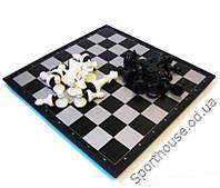 Набор шахматы, шашки, нарды SC59810