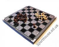 Набор шахматы, шашки, нарды IG-5008B