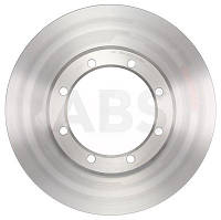 Тормозной диск задний (302mm) на Renault Master III (RWD) 2010-> — ABS (Нидерланды) - ABS18184
