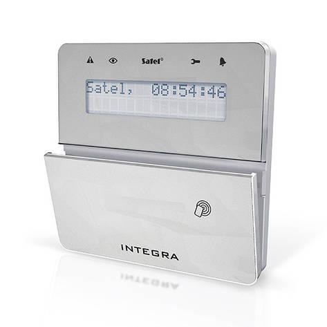 Satel INT-KLFR - клавиатура охранной сигнализации, фото 2